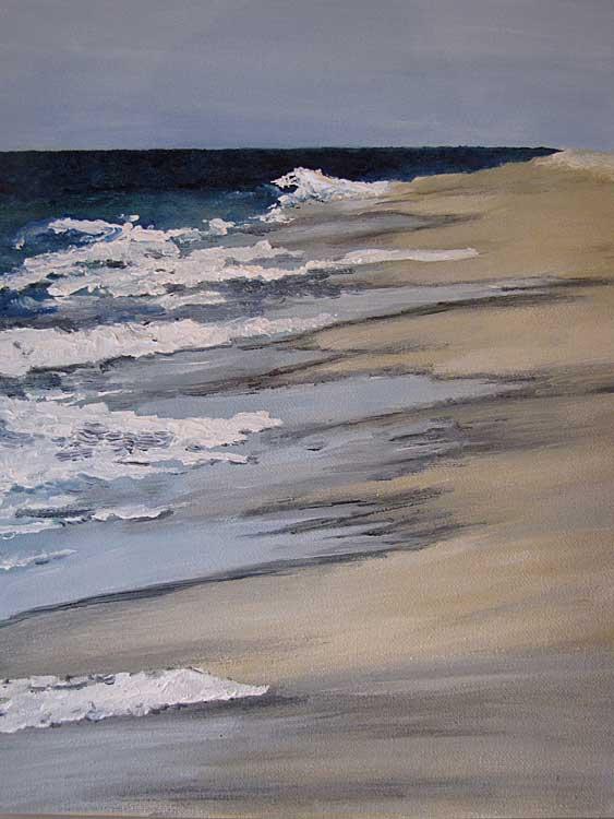 Cynthia Dale Art Beach 2 Lg