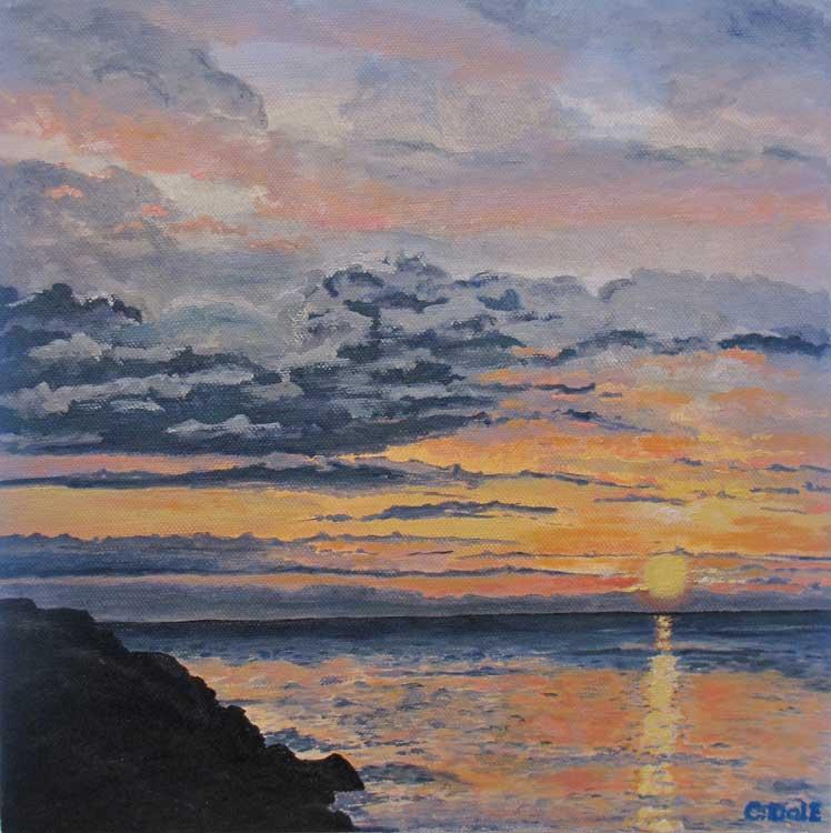 Cynthia Dale Art Sunset2 Lg