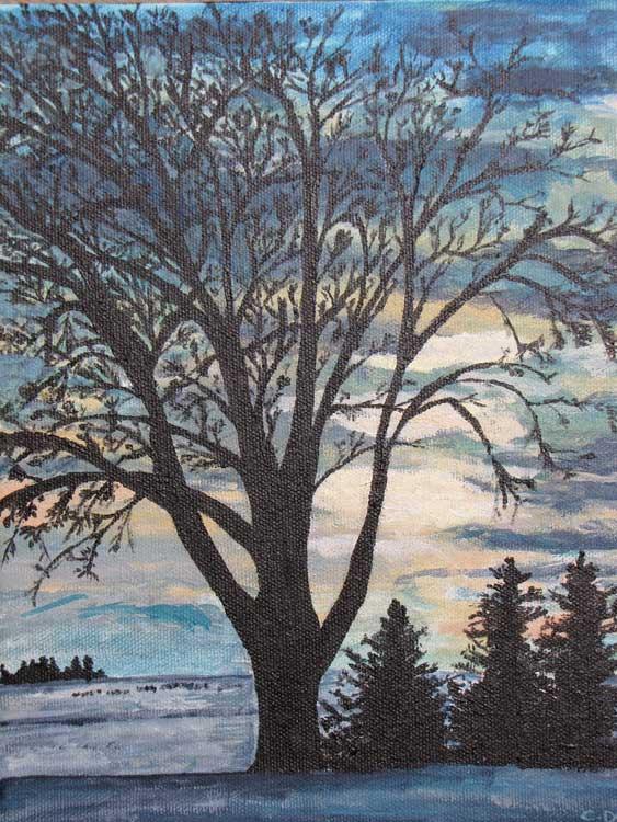 Cynthia Dale Trees Lg