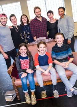 Fun Home Cast